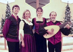 'A Pennyworth of Christmas' Tour Performers Dec 2011