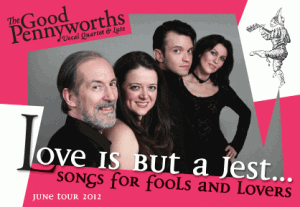 Good Pennyworths in &quot;Love Is But A Jest&quot;